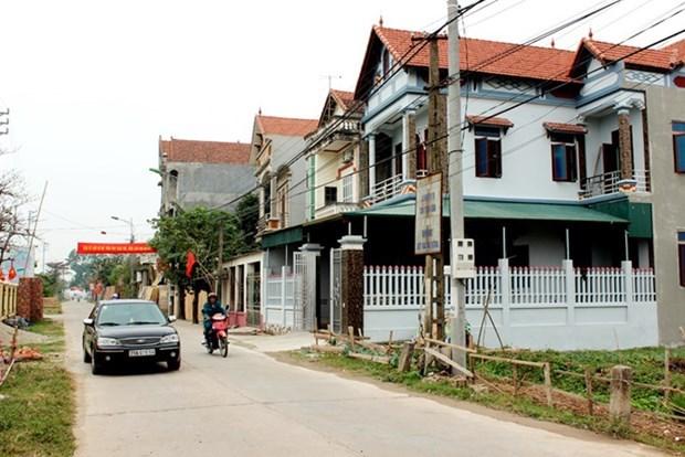 Vinh Phuc: Phan dau tang truong nong, lam nghiep 1,5-2% moi nam hinh anh 1