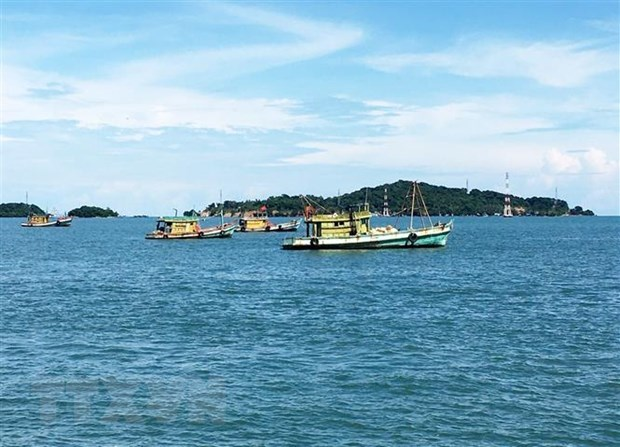 Brunei nhan manh vai tro UNCLOS trong giai quyet tranh chap Bien Dong hinh anh 1