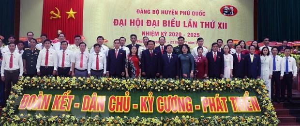 Kien Giang: Dua huyen dao Phu Quoc phat trien toan dien, ben vung hinh anh 1