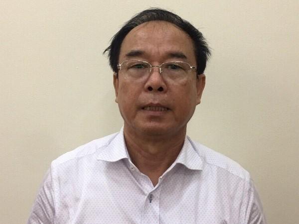 Truy to cuu Pho Chu tich UBND TP.HCM Nguyen Thanh Tai va dong pham hinh anh 1