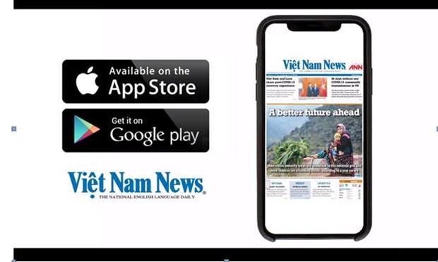 Ung dung Vietnam News Daily: Cua so vao Viet Nam-Tam nhin ra the gioi hinh anh 1