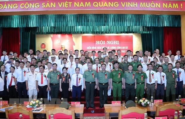 Bo truong To Lam: Luc luong Cong an da gan dan hon, bam sat co so hon hinh anh 2