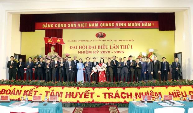 Ong Ho Sy Hung la Bi thu Dang uy Uy ban Quan ly von nha nuoc tai DN hinh anh 1