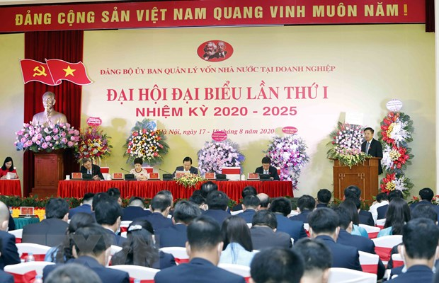 Ong Ho Sy Hung la Bi thu Dang uy Uy ban Quan ly von nha nuoc tai DN hinh anh 2