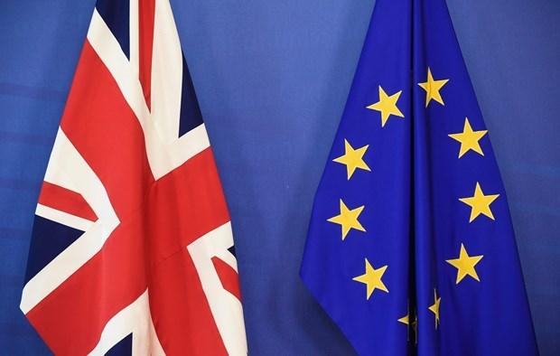 Anh va EU tiep tuc dam phan ve quan he song phuong hau Brexit hinh anh 1