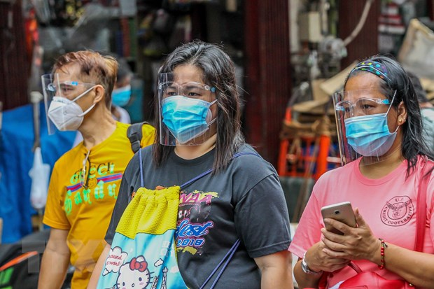 Philippines noi lenh phong toa, An Do va Indonesia nhieu ca mac moi hinh anh 1