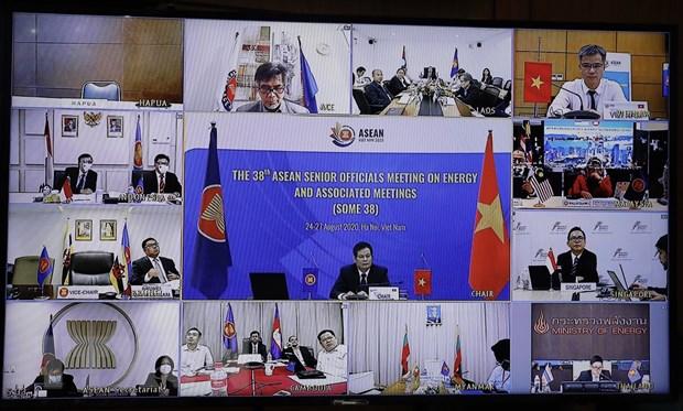 Khai mac Hoi nghi quan chuc cap cao nang luong ASEAN lan thu 38 hinh anh 1