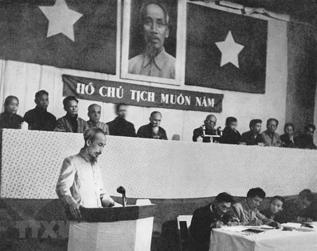 Chu tich Ho Chi Minh - ten Nguoi con mai voi non song, dat nuoc hinh anh 3
