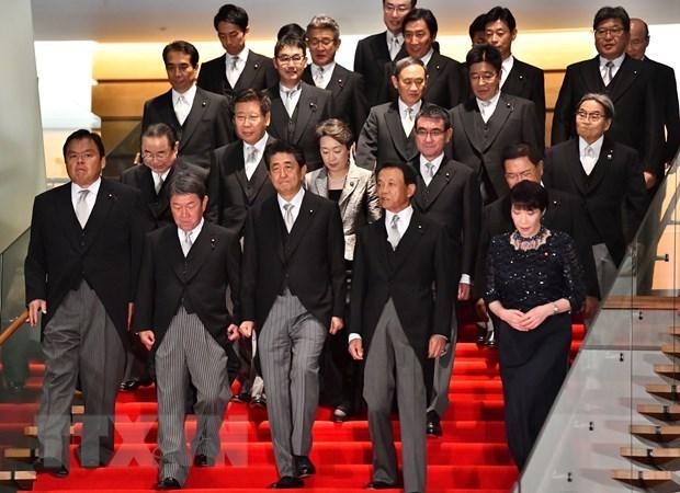 Nhat Ban: Nhung di san de lai sau khi Thu tuong Shinzo Abe tu chuc hinh anh 1