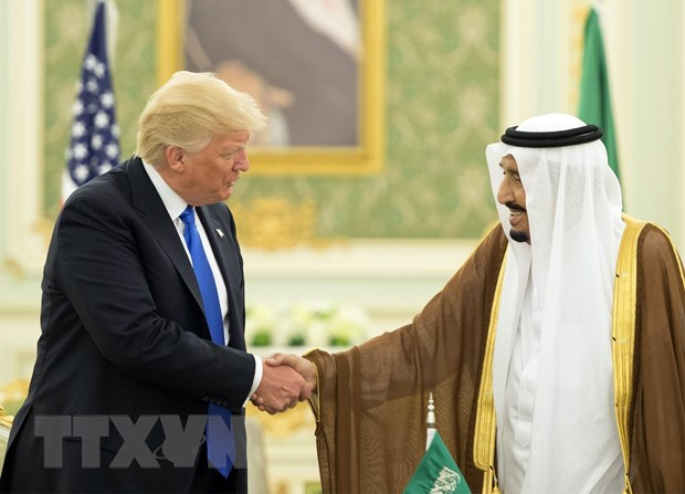 Saudi Arabia va My thao luan cac no luc cua G20 chong COVID-19 hinh anh 1