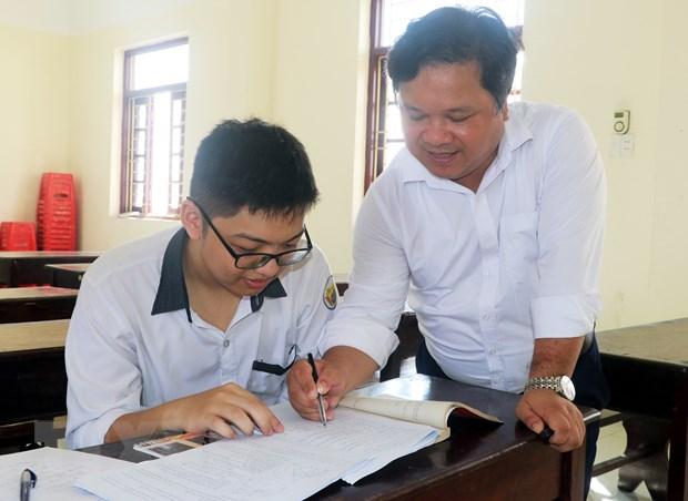 Hanh trinh chinh phuc giai thuong quoc te cua cau hoc tro Thanh Nam hinh anh 2