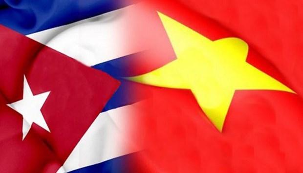 Tang cuong tinh doan ket giua thanh nien hai nuoc Viet Nam-Cuba hinh anh 1