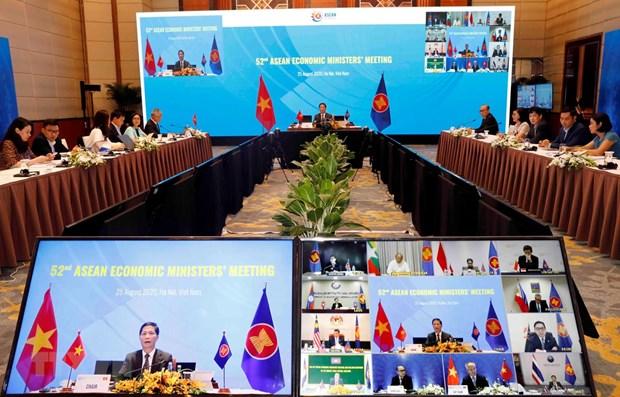 Huong toi 5 muc tieu xay dung Cong dong Kinh te ASEAN den nam 2025 hinh anh 1