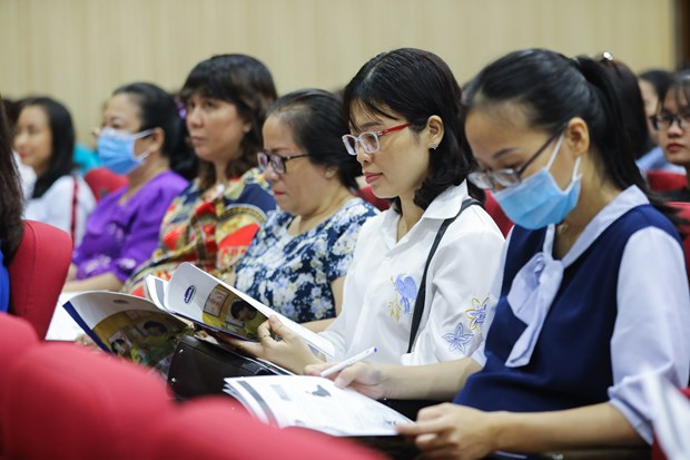 Chuong trinh Sua hoc duong TP Ho Chi Minh mo rong den 24 quan, huyen hinh anh 2