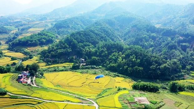 Quang Ninh: Kham pha vung dat hoang so vung bien Binh Lieu hinh anh 1