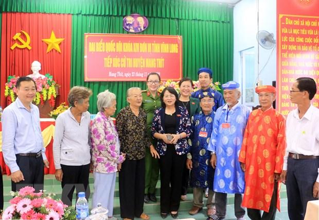 Pho Chu tich nuoc: Se tang cuong xu ly hang gia, hang kem chat luong hinh anh 1