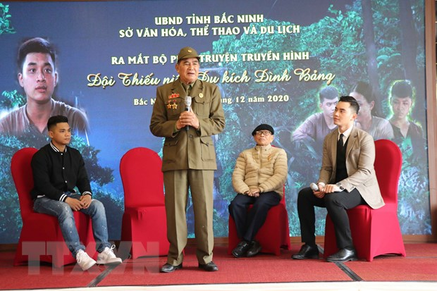 Bac Ninh: Ra mat bo phim