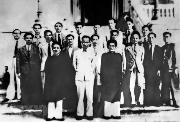 75 nam Quoc hoi: Chu tich Ho Chi Minh va cuoc Tong tuyen cu dau tien hinh anh 1