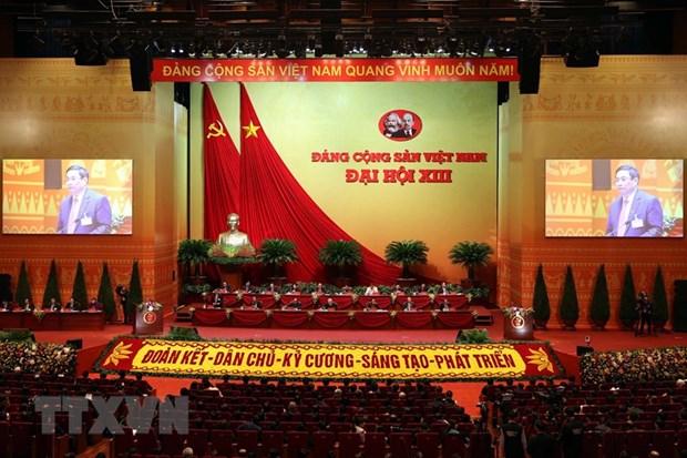 Dai hoi XIII: Viet Nam da tro thanh vien ngoc quy cua chau A hinh anh 1
