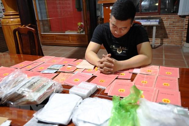 Tay Ninh: Triet pha nhom doi tuong cho vay nang lai 240% moi nam hinh anh 1