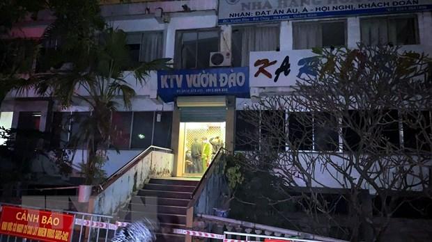 Quang Ninh phong toa quan karaoke, cach ly nguoi vi pham phong dich hinh anh 2