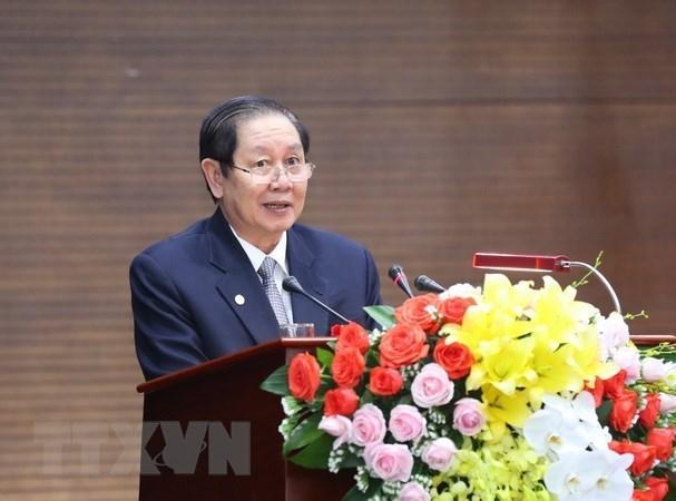 Bo truong Noi vu: Xay bo may hanh chinh nha nuoc that su trong sach hinh anh 2