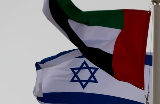 Dai su dau tien cua UAE tai Israel chinh thuc tuyen the nham chuc hinh anh 1