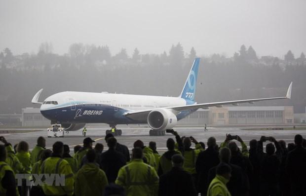"""My dang lam viec """"khong ngung nghi"""" ve su co may bay Boeing 777 hinh anh 1"""