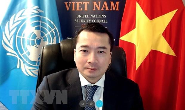 Viet Nam ung ho tang cuong hop tac giua Lien hop quoc va OSCE hinh anh 1