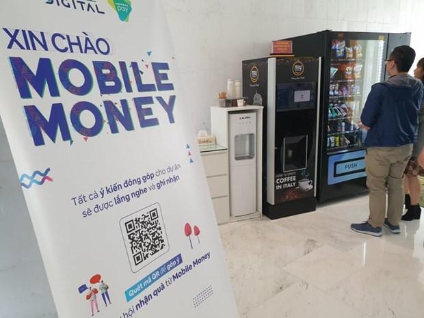 Thanh toan bang tai khoan vien thong Mobile-Money: Xu the tat yeu hinh anh 2