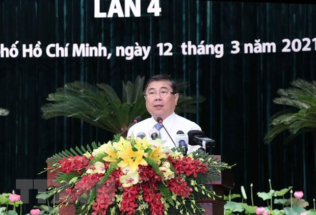TP.HCM: Tuyen duong 129 ca nhan, tap the