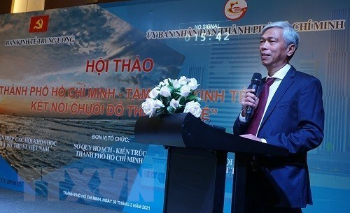 Thanh pho Ho Chi Minh lien ket vung thuc day phat trien kinh te bien hinh anh 1