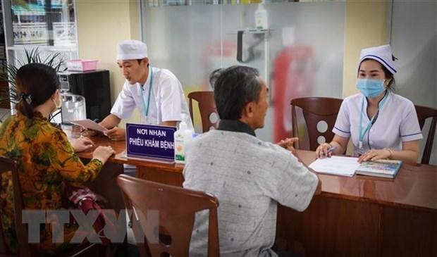 TP Ho Chi Minh: So luot kham chua benh trai tuyen ngoai tinh tang 20% hinh anh 1