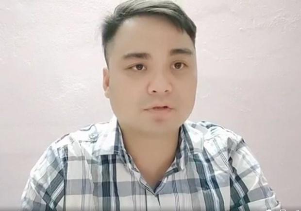 Khoi to Le Chi Thanh de dieu tra hanh vi chong nguoi thi hanh cong vu hinh anh 1