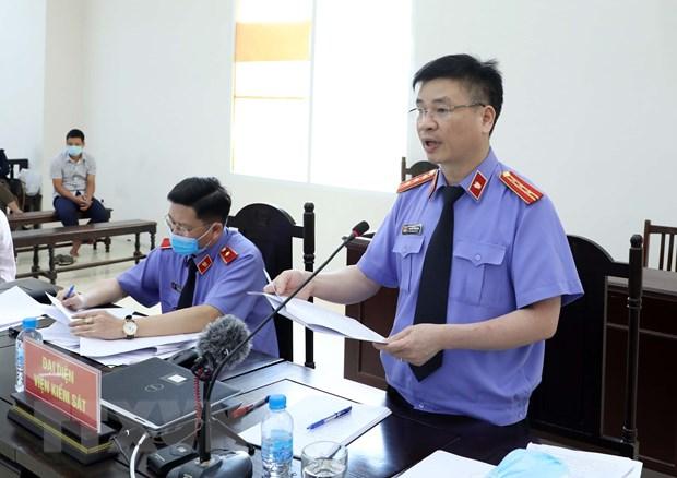 Vu Cong ty Nhat Cuong: Pho TGD Tran Ngoc Anh bi de nghi 15-16 nam tu hinh anh 1