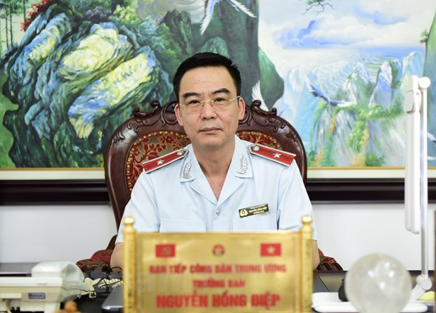 Truong Ban Tiep cong dan: Rat it don thu lien quan den nhan su ung cu hinh anh 3