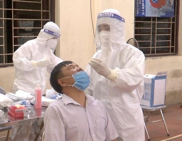 Tinh Bac Ninh phat hien them 17 ca duong tinh voi SARS-CoV-2 hinh anh 1