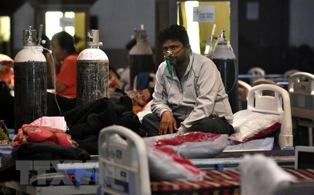 Nhat Ban vien tro khan cap cho An Do va Myanmar nham ung pho dai dich hinh anh 1