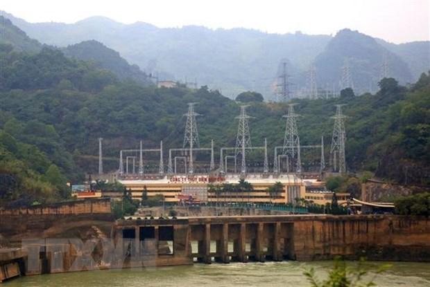 Nha may Thuy dien Hoa Binh dat moc san luong 250 ty kWh dien hinh anh 1