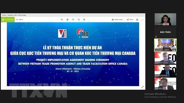Canada ho tro cac doanh nghiep do nu doanh nhan lam chu tai Viet Nam hinh anh 1