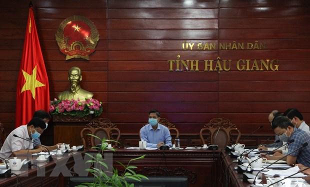 Tinh Hau Giang thong qua de xuat thuc hien 5 du an dau tu cong hinh anh 1