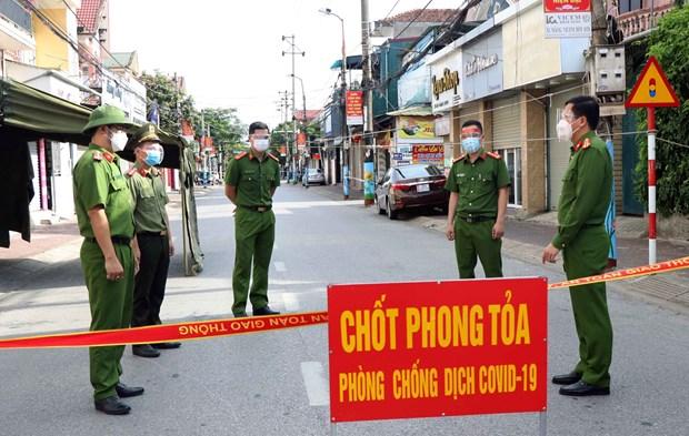 Ha Tinh ghi nhan them 2 truong hop duong tinh voi SARS-CoV-2 hinh anh 1