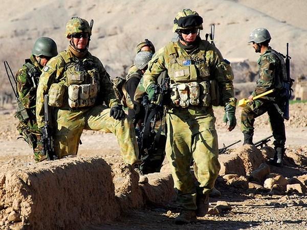Quan doi Australia hoan tat viec rut quan khoi Afghanistan hinh anh 1