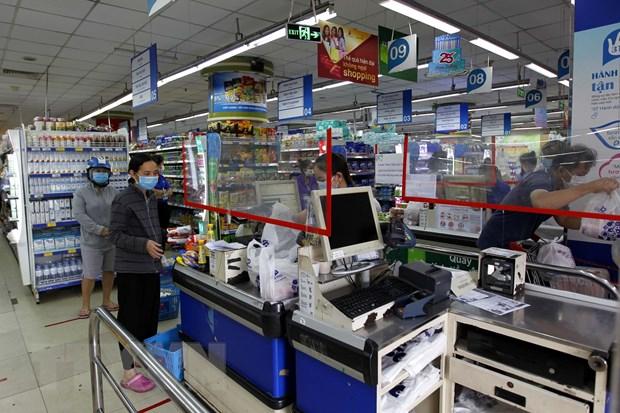 Dam bao thi truong hang hoa phia Nam: Lien ket dua thuc pham ve TP.HCM hinh anh 2