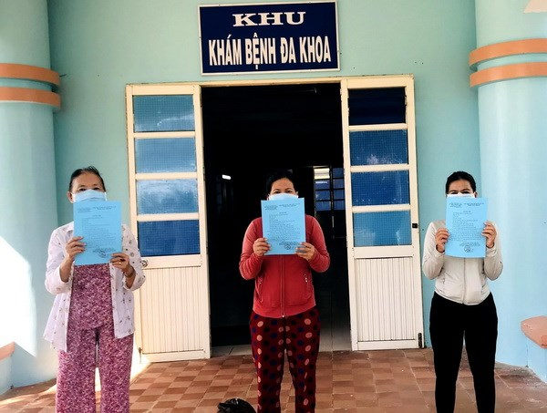 Quang Ngai: Them 14 benh nhan COVID-19 duoc cong bo khoi benh hinh anh 1