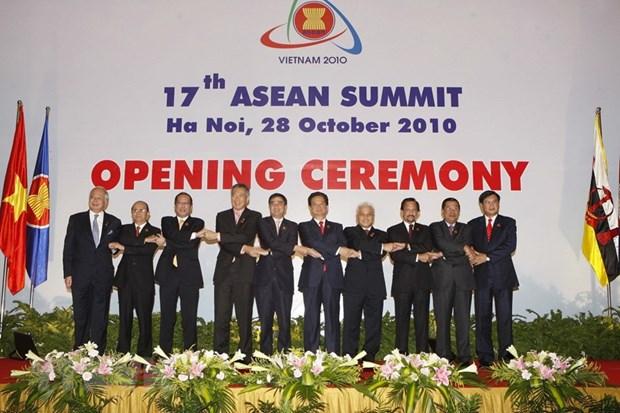 26 nam Viet Nam gia nhap ASEAN: Dau an doi ngoai da phuong hinh anh 1