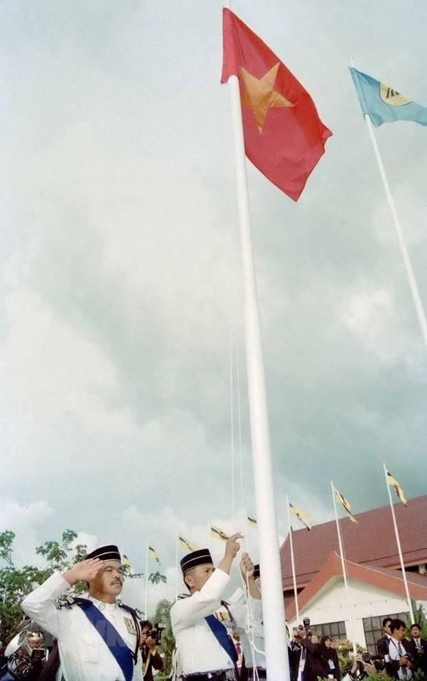 26 nam Viet Nam gia nhap ASEAN: Dau an doi ngoai da phuong hinh anh 2