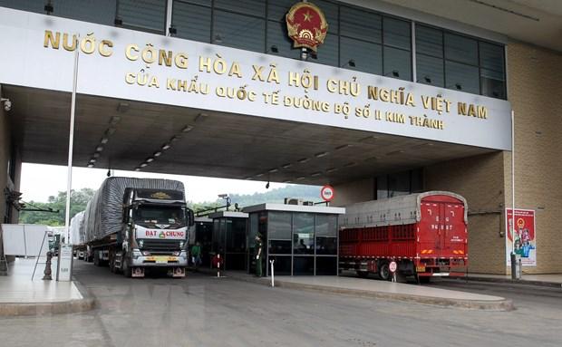 Tinh Lao Cai khoi thong