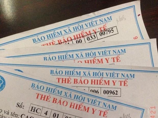 Lao Cai van dong nguoi dan mien nui tham gia bao hiem y te hinh anh 1