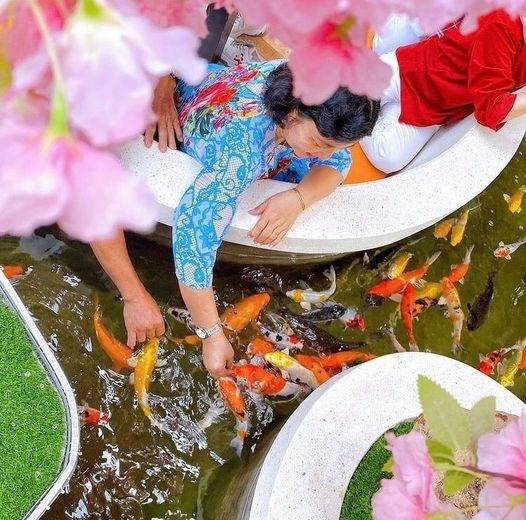 Caphe ca canh o Thanh pho Ho Chi Minh gay chu y tren bao nuoc ngoai hinh anh 3